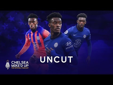 Callum Hudson-Odoi On His Journey From The Academy To The Champions League | Chelsea Mike'd Up Uncut