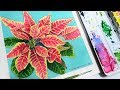 Sketchbook Sunday Poinsettia & Big Announcement!