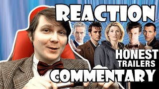 [Omn1Reacts] DOCTOR WHO (Modern) - HONEST TRAILER Reaction/Commentary!