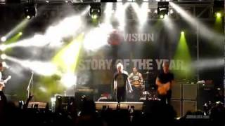 Story of the Year - Until the Day I Die (Live in Jakarta, 6 October 2011)