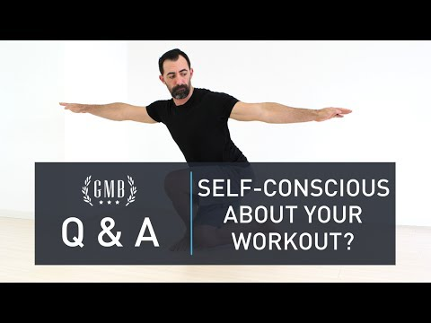 Do You Feel Self-Conscious When You Workout? This Will Help...