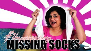 Mystery of Missing Socks | A Classic Mom