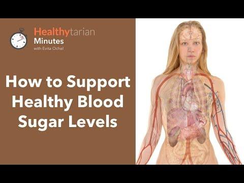 Maintaining a proper Bloodstream Sugar