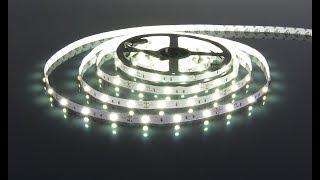 DIY БЕСПЛАТНО, Лампа USB из светодиодной ленты, СДЕЛАЙ САМ