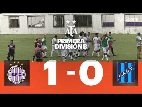 Sacachispas 1 VS. San Telmo 0 | Fecha 7 | Primera División B 2019/2020
