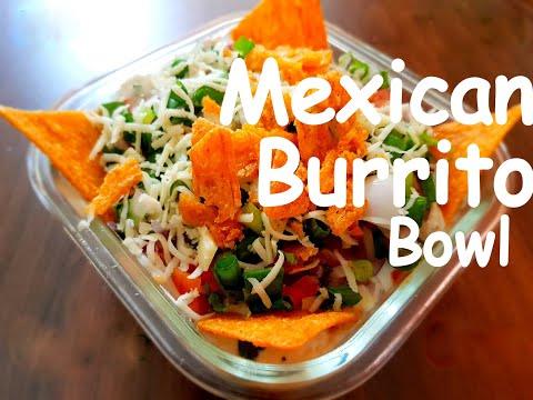 Mexican Burrito Bowl|Veg Burrito Bowl|Burrito Bowl Recipe