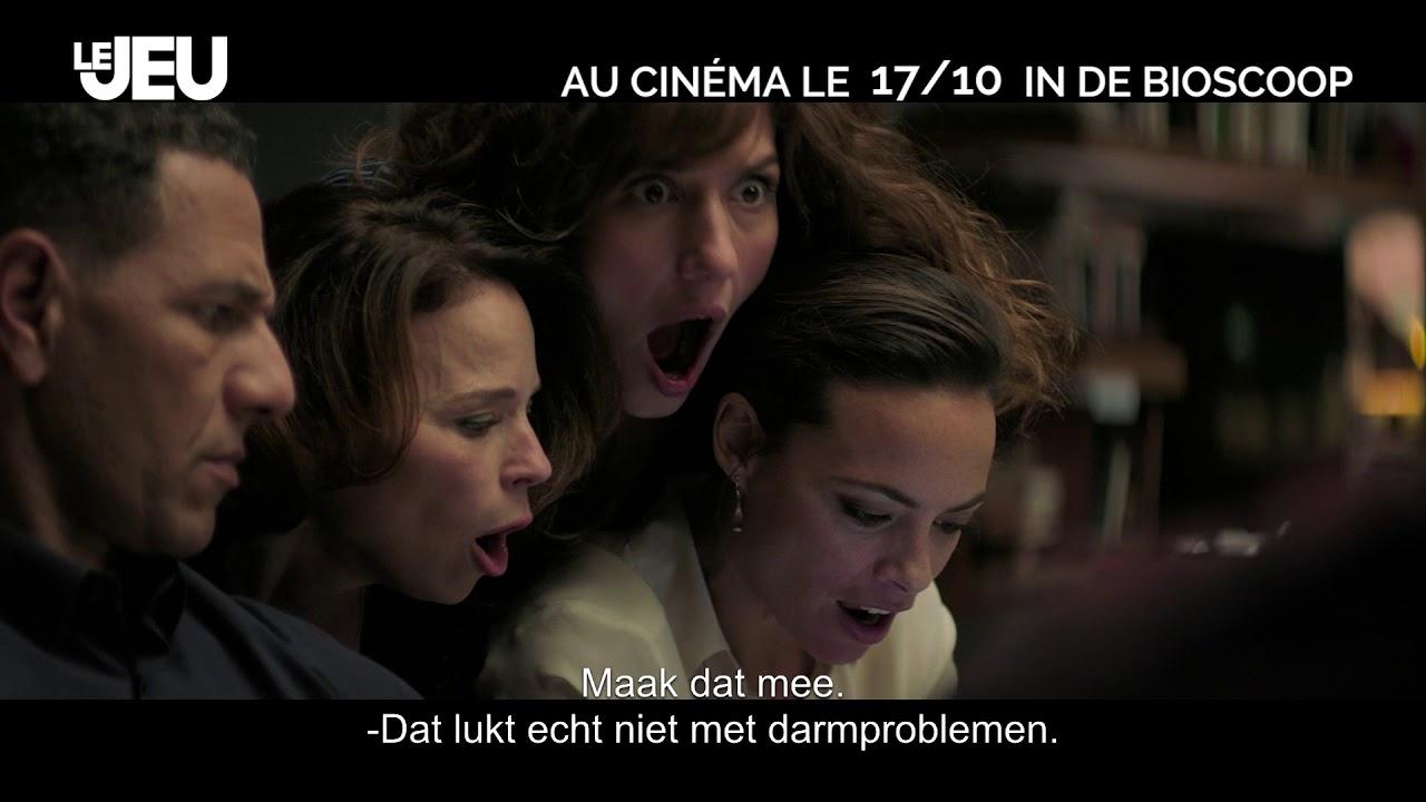 LE JEU - Trailer (NL) - 17/10 in de bioscoop