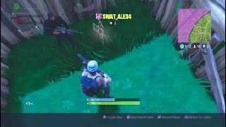 Fortnite duos (Amaing double crossbow headshots)!!!!