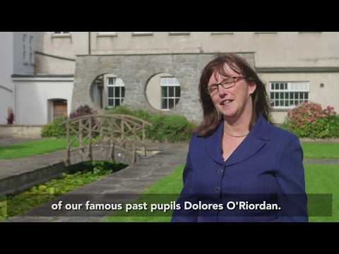 Laurel Hill Colaiste talks about Dolores O'Riordan