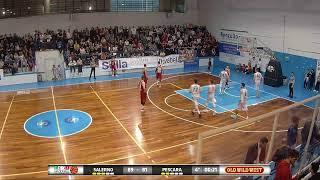 Download SERIE B PLAYOFF - FINALE GARA 1 - Virtus Arechi Salerno - Unibasket Amatori Pescara Mp3 and Videos