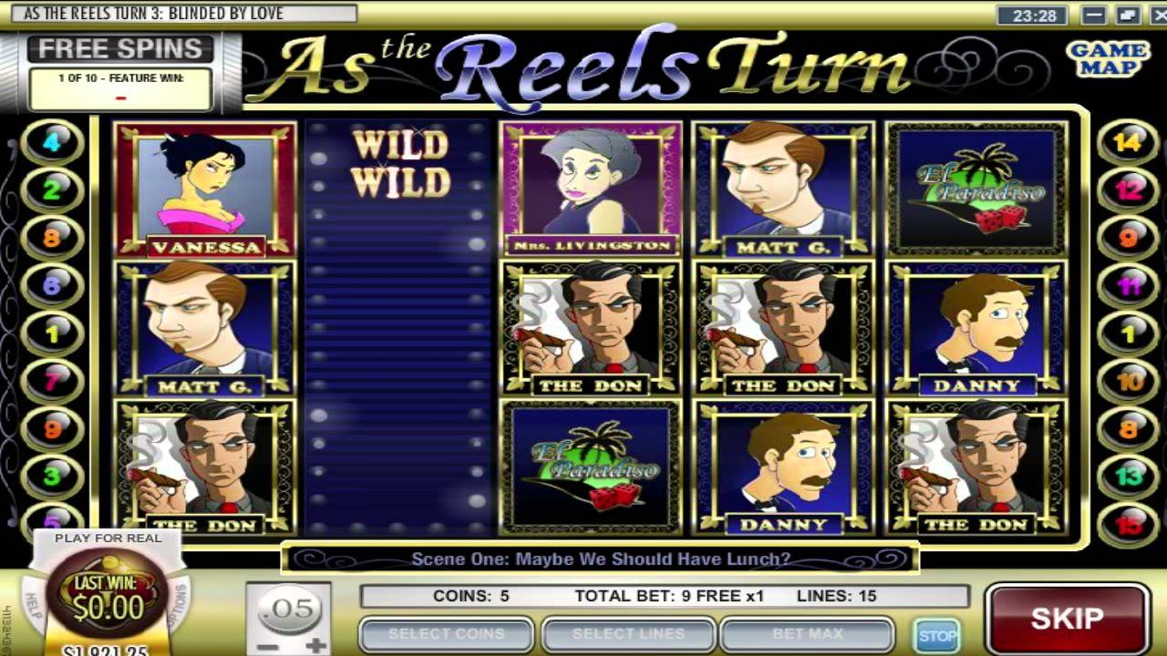 Play As The Reels Turn Ep.3 Slot Machine Free With No Download