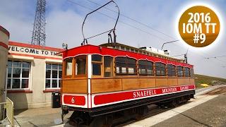 snaefell mountain electric railway ride isle of man tt 2016 9