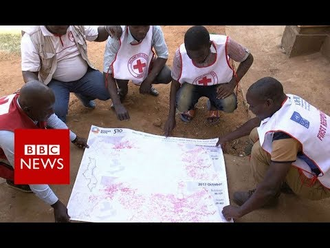 How making maps can save lives  - BBC News