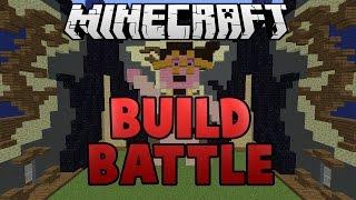 MERMAIDS & ELVIS | Minecraft Build Battle