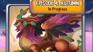 FIVE SEASONS ISLAND EPISODE 4 AUTUMN Unlocked in Dragon City