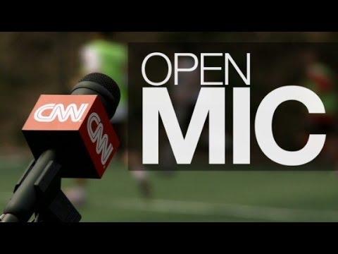 CNN's Open Mic talks World Cup