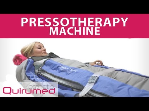 Pressotherapy Machine 4 Outputs 2 Multicompression Modes (430-MK300)
