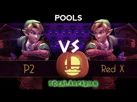 SoCal Arcadian 6 - Pools ft. Red X (Link) VS P2 (Link)
