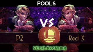 Gambar cover SoCal Arcadian 6 - Pools ft. Red X (Link) VS P2 (Link)