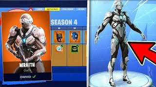 SEASON 4 IST DA! Fortnite neues UPDATE!