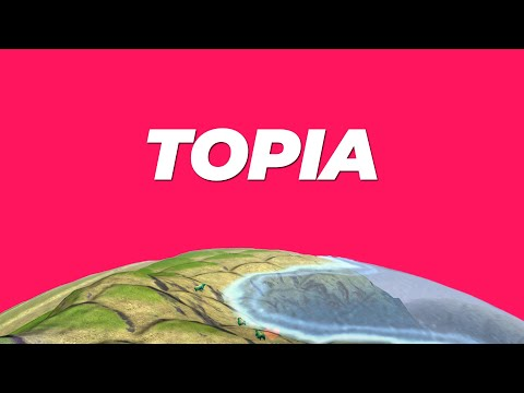iPhone Impressions: Topia World Builder