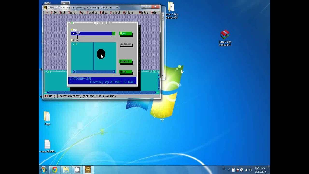 Windows 3 1 Dosbox