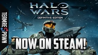 Halo Wars Definitive Edition Now On Steam! Why this is Good for Gamers