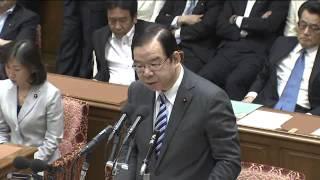 安倍晋三「ポツダム宣言」受諾(汗) 5/20党首討論 志位和夫