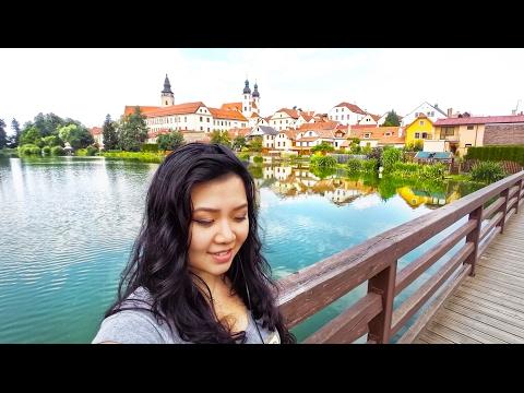 First Day in Czech Republic|Travel Vlog 第一天到捷克歐洲旅遊