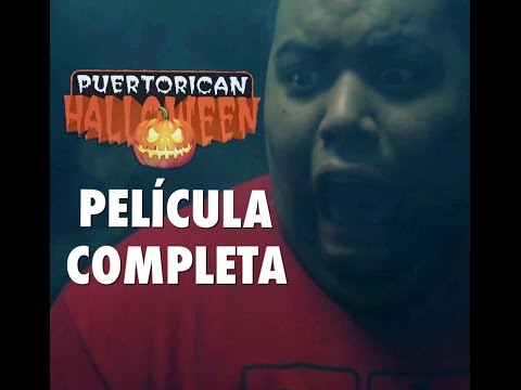 Puertorican Halloween The Movie