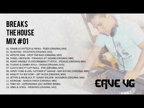 Erve Vg - Breaks The House Mix #01