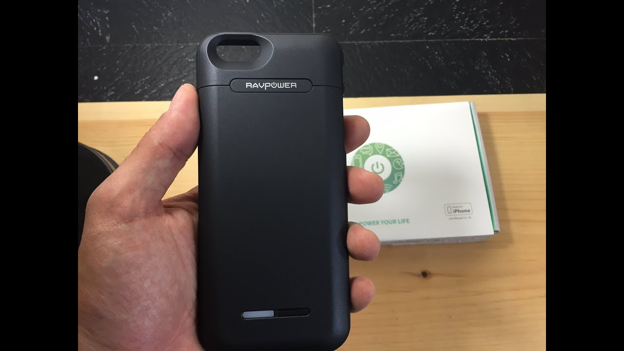 iphone xr coque ravpower