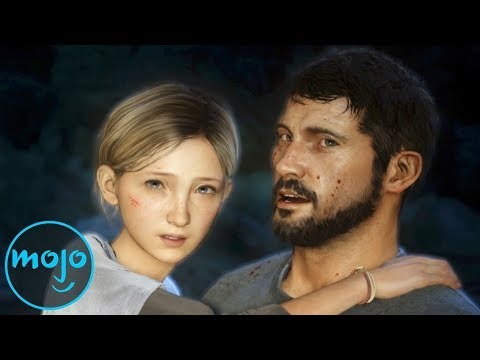Top 10 Games with the Best Story REDUX