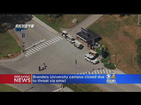 Brandeis University Shuts Down Campus After Email Threat