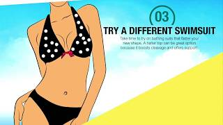4 Tips for Shopping after Breast Augmentation