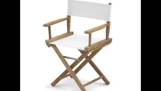 Director's Chairs Furniture | Executive Vip Tall Directors Chair Designs