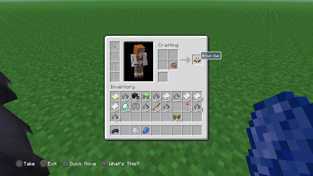 How to make green dye in minecraft 2019