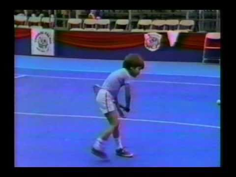 Nike Tennis / Agassi at six