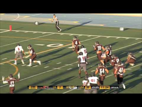 University of St. Francis (USF) Football vs Lindenwood University - Belleville - 9/13/14