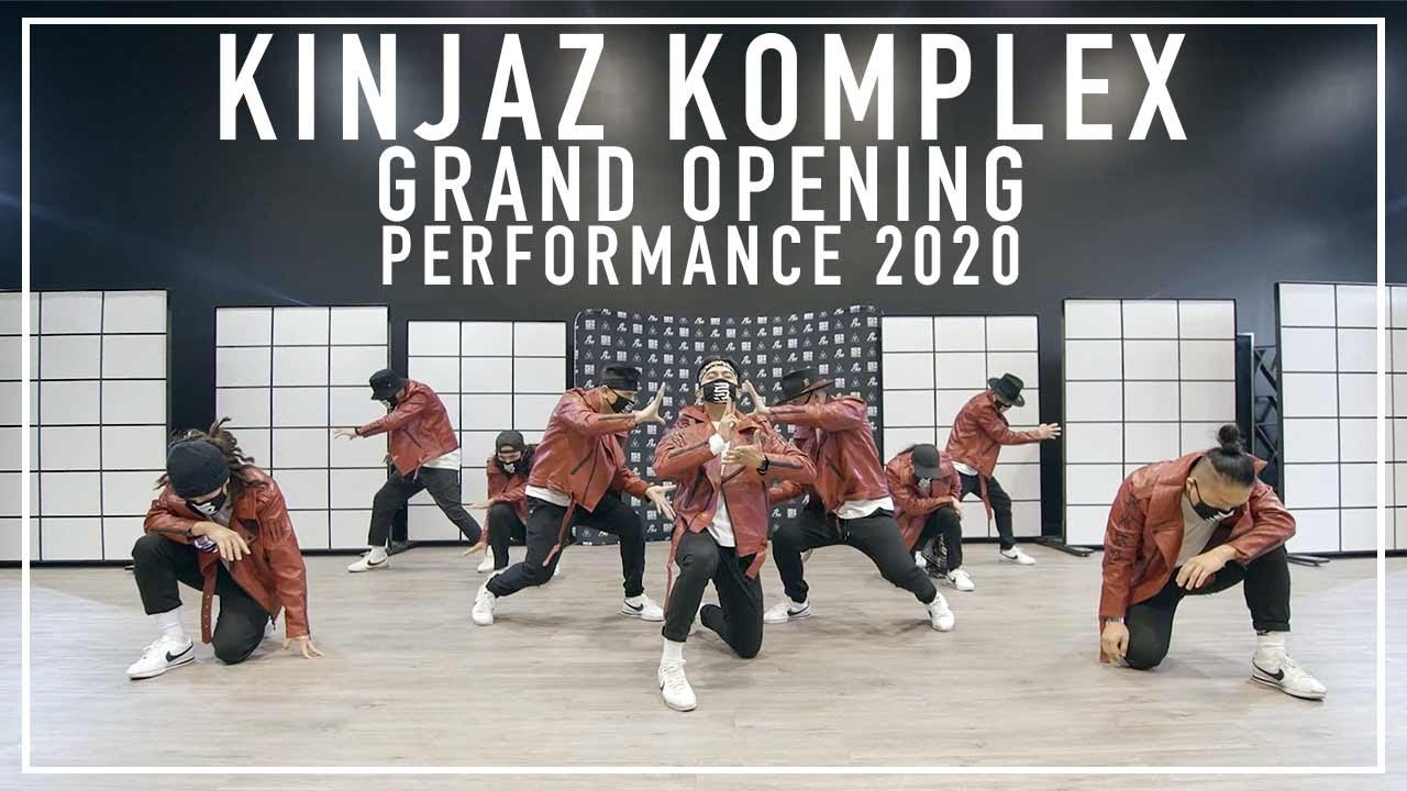Kinjaz Komplex Grand Opening Performance 2020
