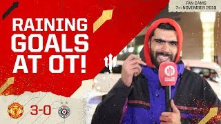 GOALS AT OLD TRAFFORD?! (FINALLY) Man United 3-0 Partizan | Match Review