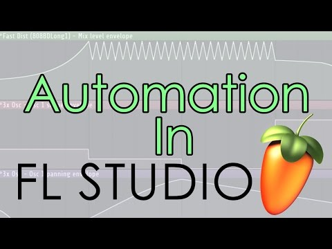 FL Studio 12 | Beginners Guide To Automation Clips (DET... | Doovi