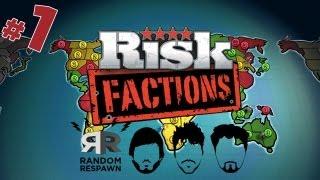 Risk: Factions - PART 1 - Random Respawn