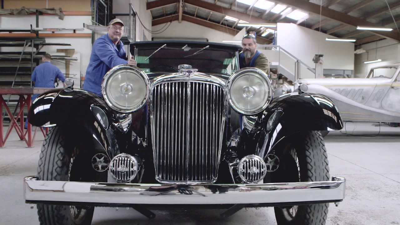 Autorestorations Classic Car Restoration Specialists In