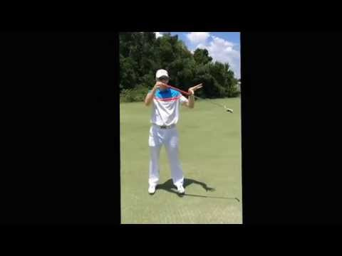Control your Putting Stroke with a gravity swing !! Golf is simple.