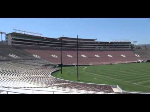 crown city news tour of the new and improved rose bowl. Black Bedroom Furniture Sets. Home Design Ideas