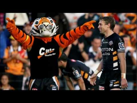 Wests Tigers New Mix (Eye Of The Tiger)