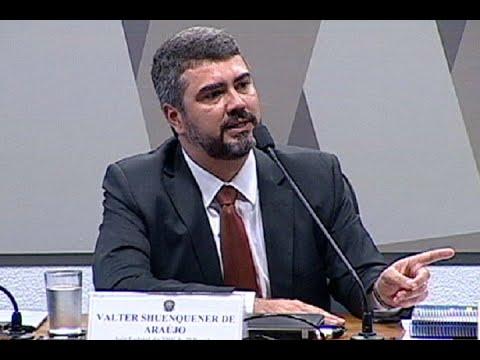 Indicação de Valter Shuenquener para o CNMP segue para o Plenário