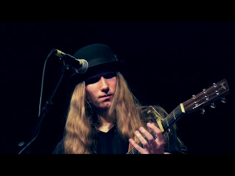 Sawyer Fredericks Not My Girl April 27, 2017 Move Music Festival Cohoes NY