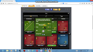 How to hack cues in Pool Live Tour With Cheat Engine 6.4(Cues Code...: 1.bamboo to dragon/mehndi 2.geewaBlue to eightBall 3.bone to ruby 4.pencil to heart3 5.geewaPurple to tuntankhamun 6.pixel/gamma to omega ..., 2014-12-03T13:49:46.000Z)